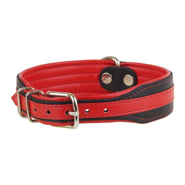 Collier large en cuir pour chien de race bouledogue - Collier pour chien original ...